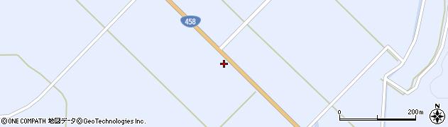 山形県最上郡鮭川村川口3253周辺の地図
