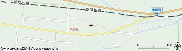 山形県東田川郡庄内町狩川中川原田40周辺の地図