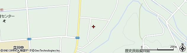 山形県東田川郡庄内町狩川阿古屋87周辺の地図