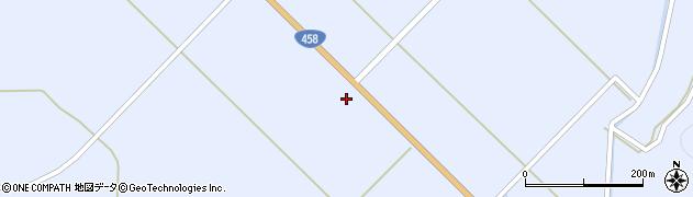 山形県最上郡鮭川村川口3252周辺の地図