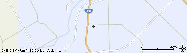 山形県最上郡鮭川村川口1290周辺の地図