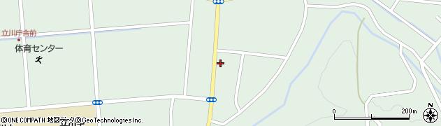 山形県東田川郡庄内町狩川阿古屋73周辺の地図