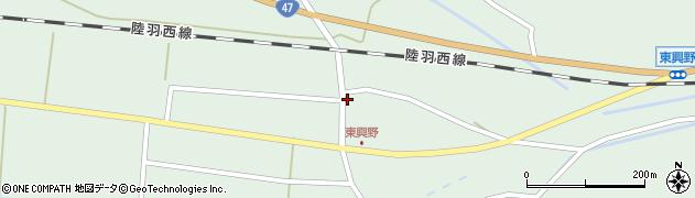 山形県東田川郡庄内町狩川中川原田61周辺の地図