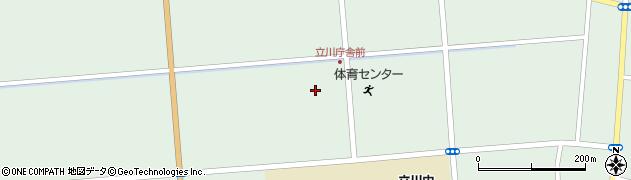 山形県東田川郡庄内町狩川大釜22周辺の地図