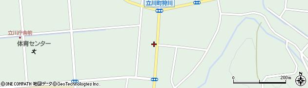 山形県東田川郡庄内町狩川楯下70周辺の地図