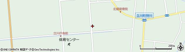 山形県東田川郡庄内町狩川大釜35周辺の地図