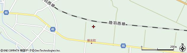 山形県東田川郡庄内町狩川堂ノ下32周辺の地図
