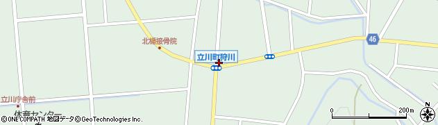 山形県東田川郡庄内町狩川小野里44周辺の地図