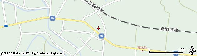 山形県東田川郡庄内町狩川今岡25周辺の地図
