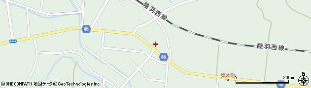 山形県東田川郡庄内町狩川今岡26周辺の地図