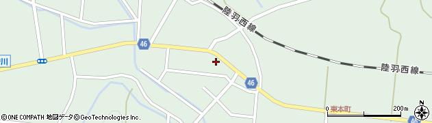 山形県東田川郡庄内町狩川今岡31周辺の地図