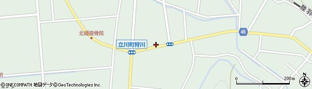 山形県東田川郡庄内町狩川小野里50周辺の地図
