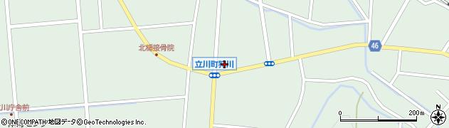 山形県東田川郡庄内町狩川小野里45周辺の地図