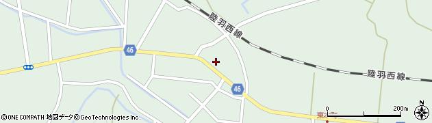 山形県東田川郡庄内町狩川今岡29周辺の地図