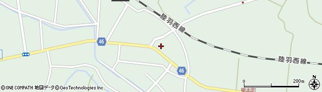 山形県東田川郡庄内町狩川今岡30周辺の地図