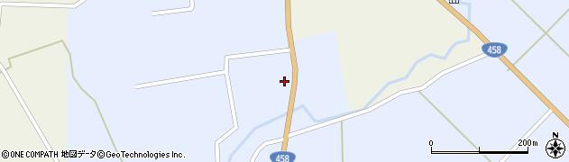 山形県最上郡鮭川村川口4503周辺の地図