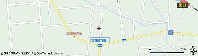 山形県東田川郡庄内町狩川小野里11周辺の地図