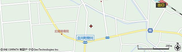 山形県東田川郡庄内町狩川小野里37周辺の地図