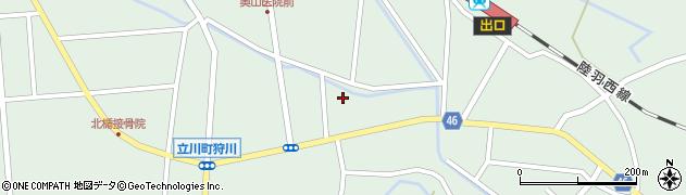 山形県東田川郡庄内町狩川小野里62周辺の地図