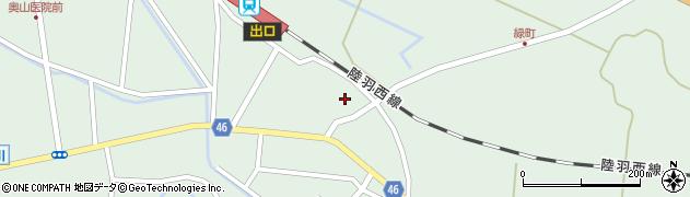 山形県東田川郡庄内町狩川今岡80周辺の地図