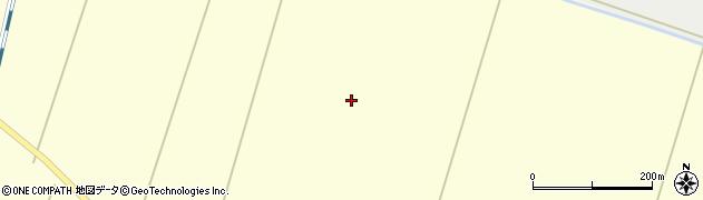 宮城県栗原市若柳大林小戸ノ口周辺の地図