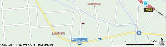 山形県東田川郡庄内町狩川小野里34周辺の地図