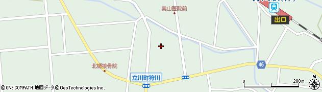 山形県東田川郡庄内町狩川小野里33周辺の地図