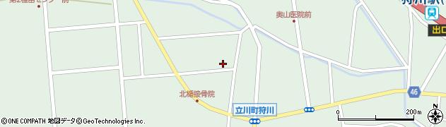 山形県東田川郡庄内町狩川西田15周辺の地図