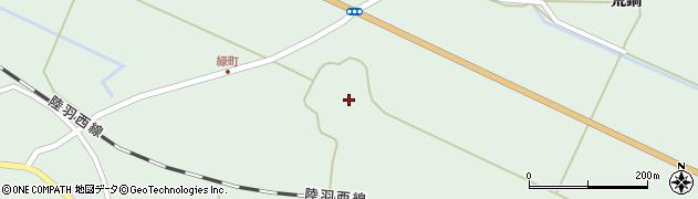 山形県東田川郡庄内町狩川堂ノ下48周辺の地図