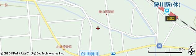 山形県東田川郡庄内町狩川小野里29周辺の地図