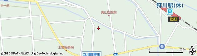 山形県東田川郡庄内町狩川小野里31周辺の地図