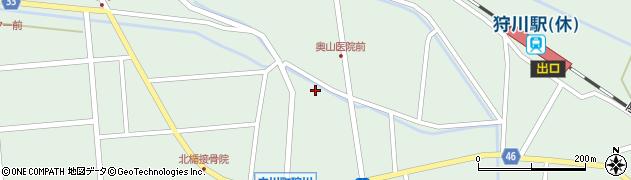 山形県東田川郡庄内町狩川小野里28周辺の地図