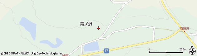 宮城県栗原市栗駒片子沢外鳥屋周辺の地図