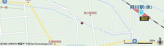 山形県東田川郡庄内町狩川小野里27周辺の地図