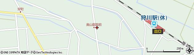 山形県東田川郡庄内町狩川小野里116周辺の地図