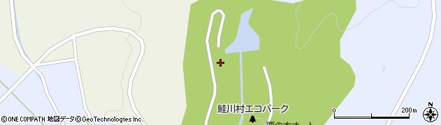 山形県最上郡鮭川村川口4890周辺の地図