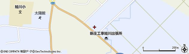 山形県最上郡鮭川村川口3181周辺の地図