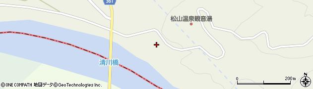 山形県酒田市成興野須郷23周辺の地図