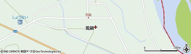 山形県東田川郡庄内町狩川荒鍋17周辺の地図