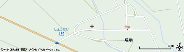 山形県東田川郡庄内町狩川二番割64周辺の地図
