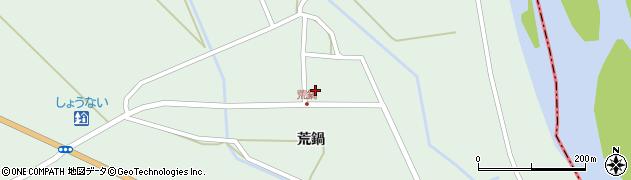 山形県東田川郡庄内町狩川荒鍋47周辺の地図