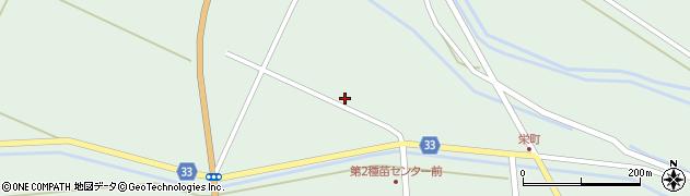 山形県東田川郡庄内町狩川小縄32周辺の地図