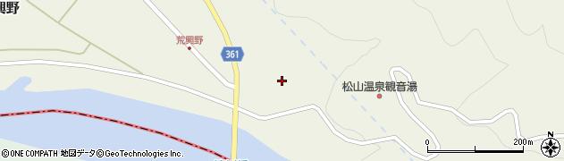 山形県酒田市成興野上堰内12周辺の地図