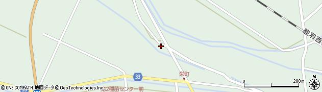 山形県東田川郡庄内町狩川薬師堂西63周辺の地図