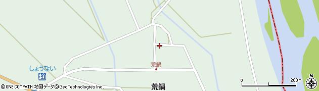 山形県東田川郡庄内町狩川荒鍋48周辺の地図