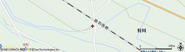 山形県東田川郡庄内町狩川萱積場83周辺の地図