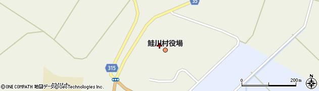 山形県最上郡鮭川村佐渡2003周辺の地図