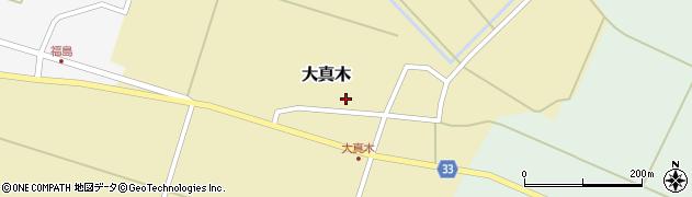 山形県東田川郡庄内町大真木中屋敷57周辺の地図