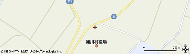 山形県最上郡鮭川村佐渡893周辺の地図