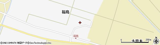 山形県東田川郡庄内町福島北フケ13周辺の地図